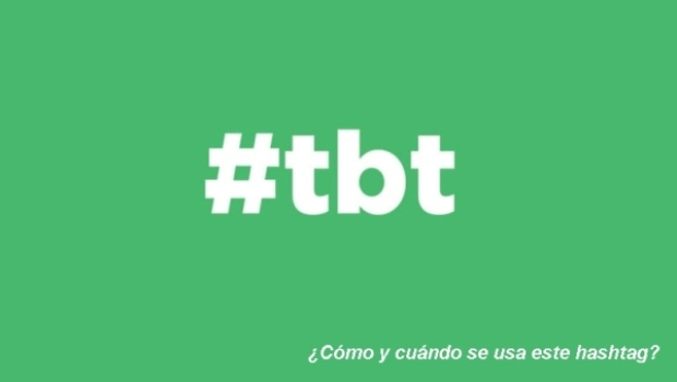 ¿Qué Significa TBT en Instagram?【Hashtag #TBT】