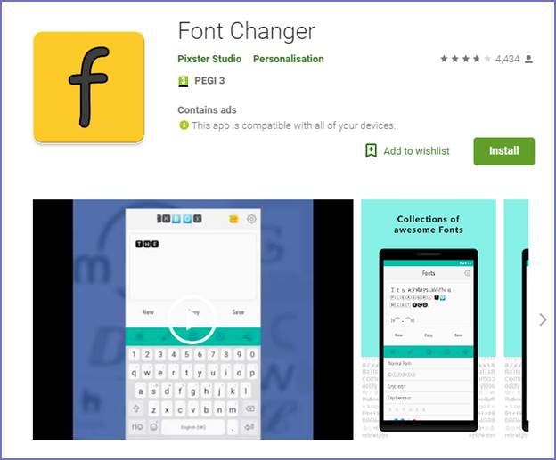 font-changer-app-android