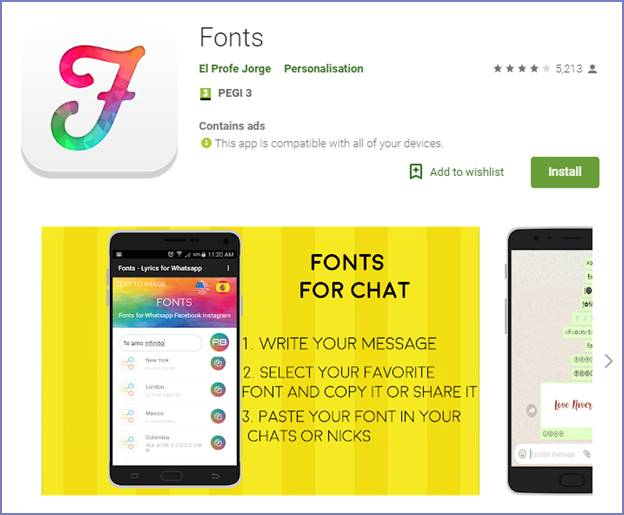 fonts-app-instagram
