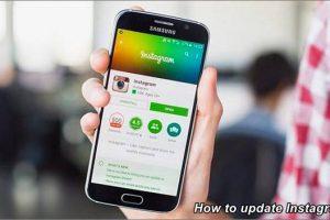 how-to-update-instagram