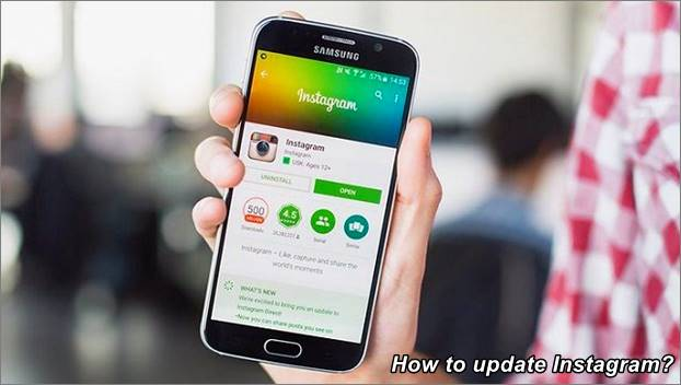 how-to-update-instagram