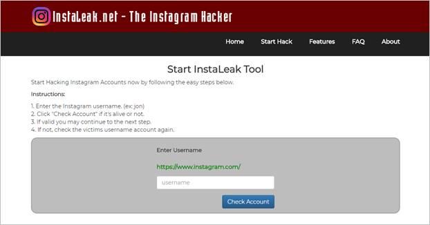 instaleak-instagram-hacker