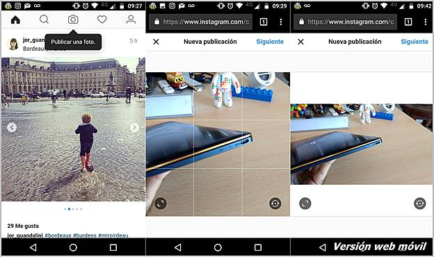 instagram-web-version-movil