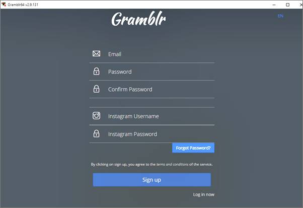 Gramblr Download